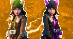 Fortnite: Hier findet ihr Shadow & Ghost Ollie für die letzte Skye-Challenge