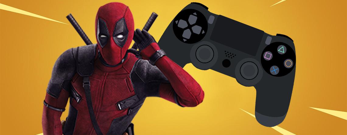 In Fortnite könnt ihr jetzt ein geheimes Mini-Spiel von Deadpool spielen – So geht's