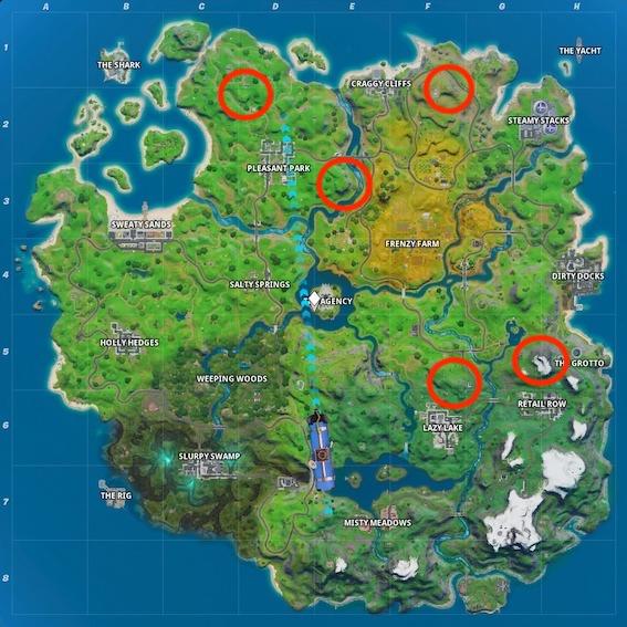 Fortnite-skye-schwerter-map