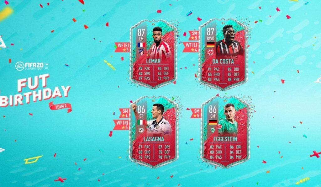Fut Birthday da Costa