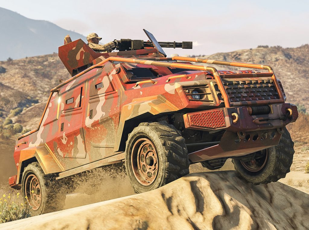 GTA Online Insurgent Pickup Custom2