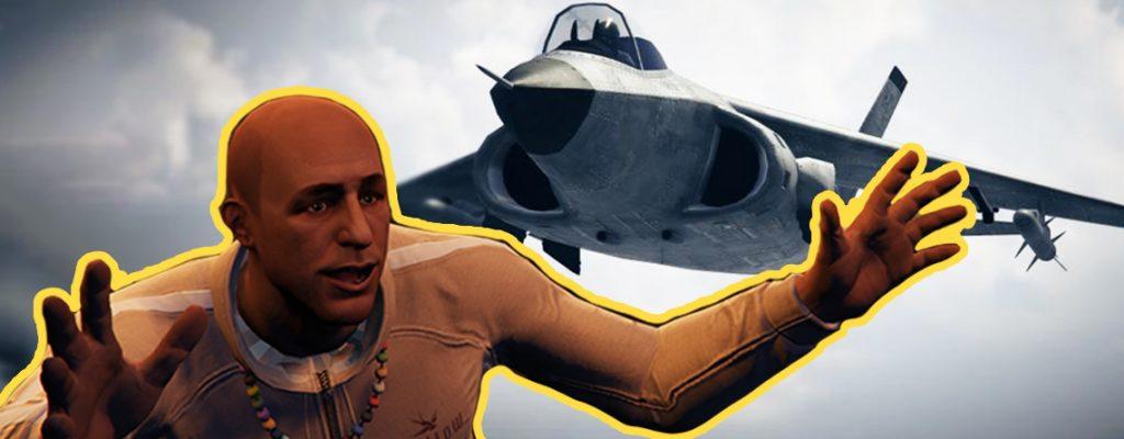 GTA Online Jet Brucie Titel3