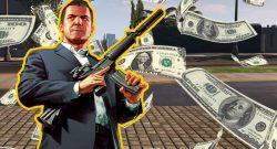 GTA Online Michael Geld Titel
