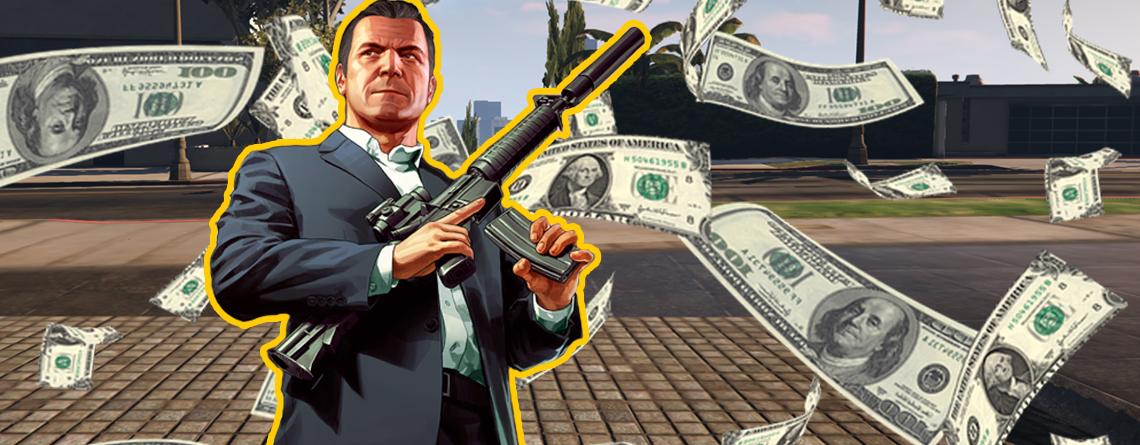 GTA Online verteilt 1-Million-Bonus, wenn ihr 4 Tage spielt