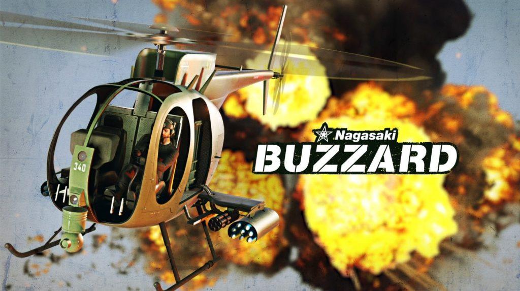 GTA Online Nagasaki Buzzard