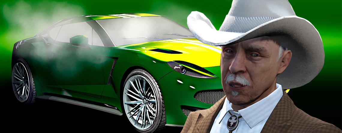 In GTA Online gibt's gerade eins der schnellsten Autos zu gewinnen