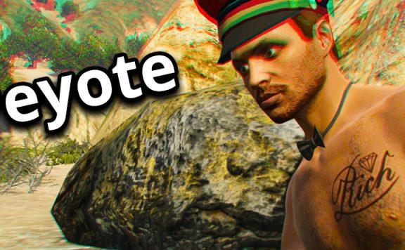 GTA Online Peyote Titel
