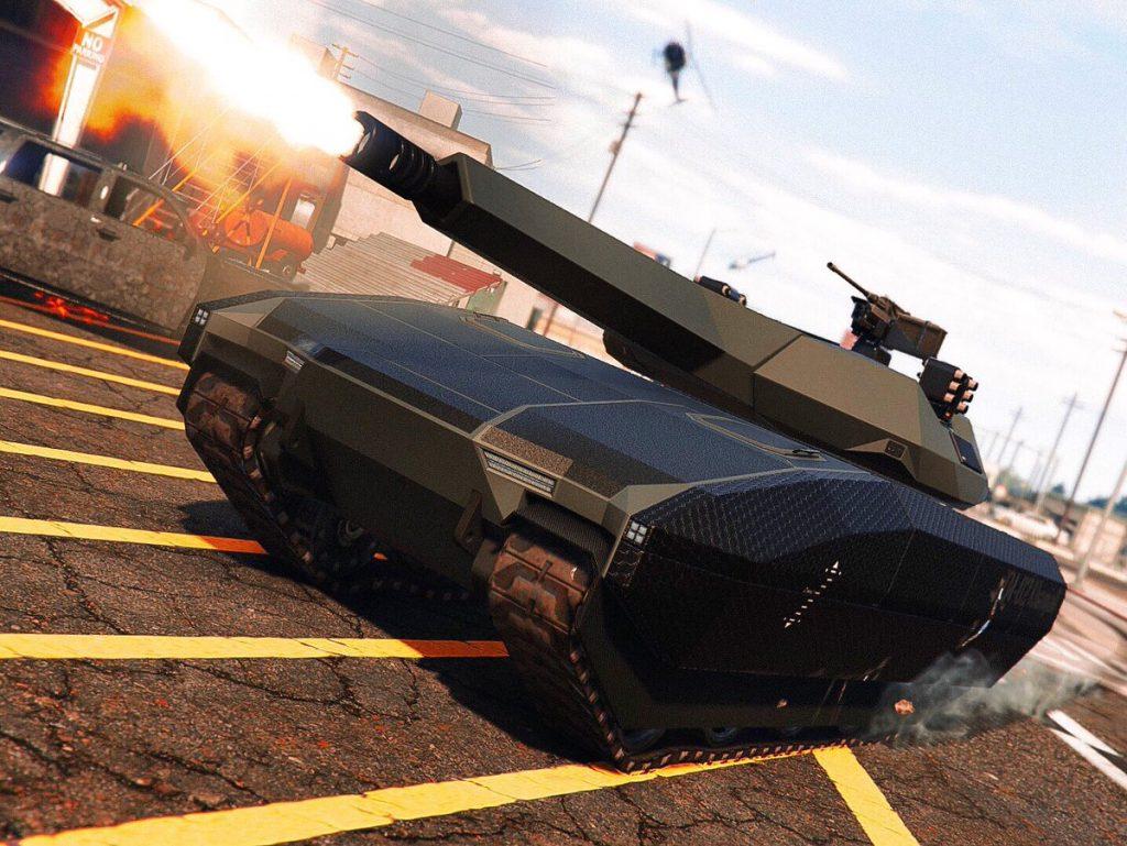 GTA Online TM-02 Khanjali