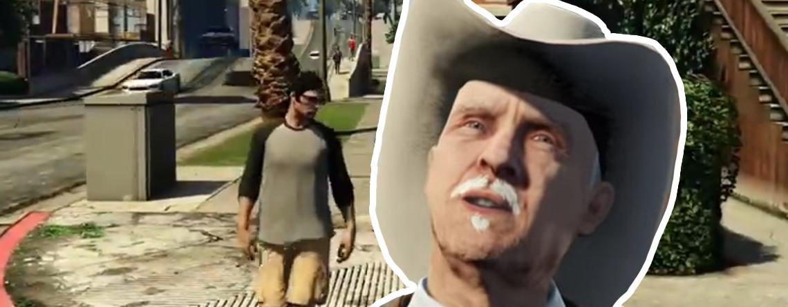 """GTA Online: VIP """"versteckt"""" sich mit genialer Idee vor feindlichen Spielern"""