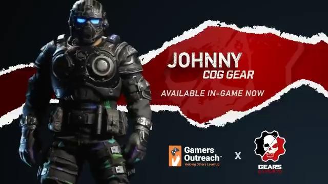 Gears of War Skin zur Unterstützung der Charity