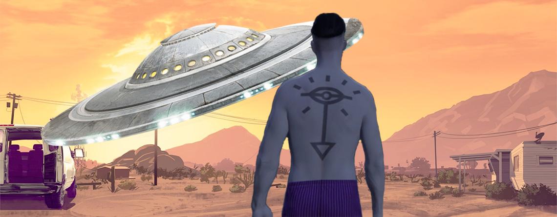 GTA Online: Aliens treffen und geheimes Ufo-Tattoo erhalten – So funktioniert's