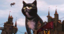 In Guild Wars 2 erscheinen plötzlich riesige Katzen – Spieler reagieren großartig