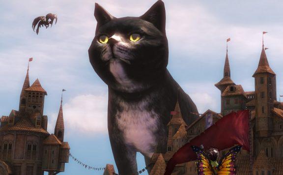 Guild Wars 2 Katze Titel