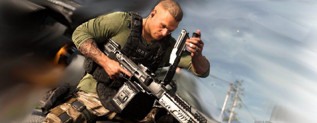 LMG Call of Duty Warzone Modern Titel