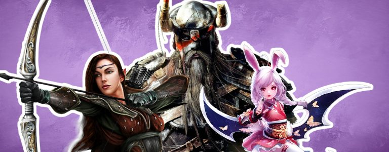 MMORPGs Steam ESO, LOTRO, TERA Titel