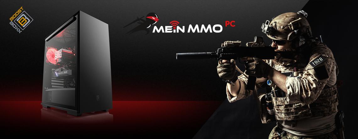 MeinMMO-PC: Mit Ryzen und moderner Grafikkarte seid ihr für jeden Raid gerüstet