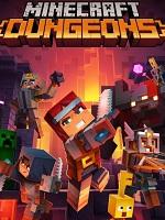 Minecraft Dungeons Packshot
