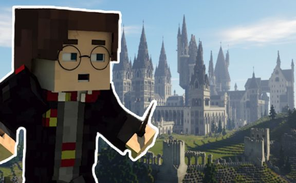 Minecraft-Harry-Potter