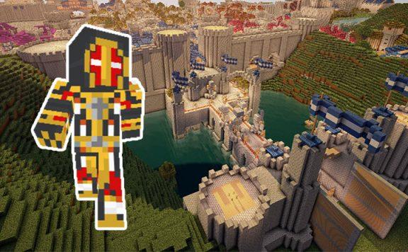 Minecraft-Stormwind