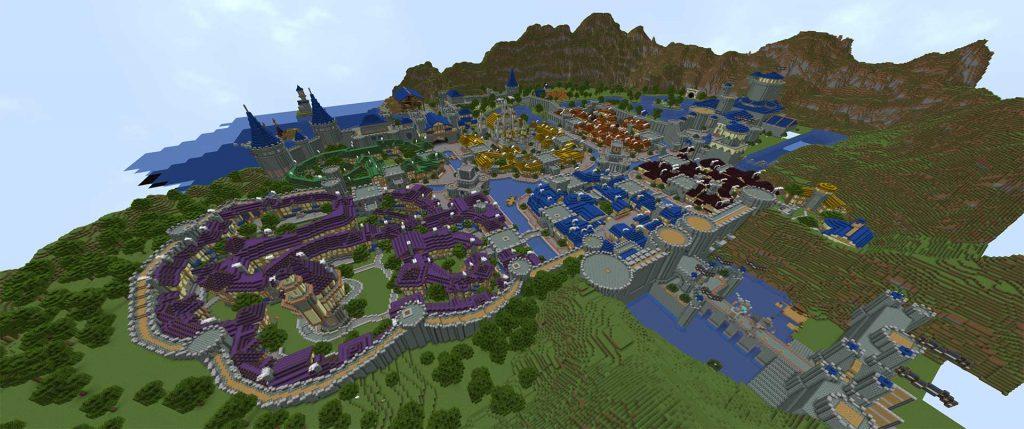 Minecraft-Stormwind-uebersicht