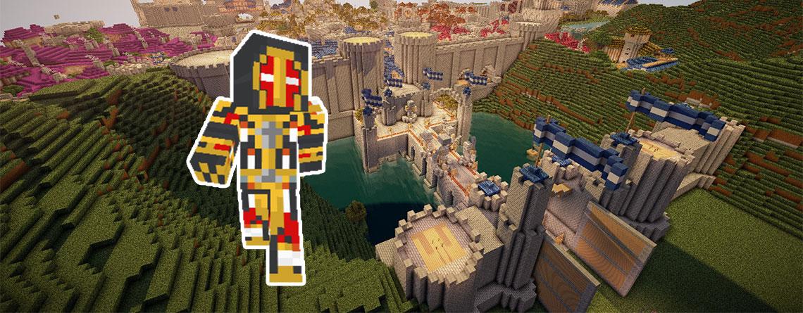 Vor 7 Jahren baute ich eine WoW-Hauptstadt in Minecraft – Würd's nie wieder tun