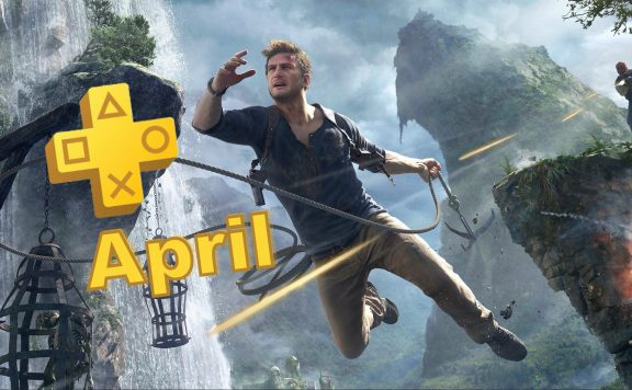 PS Plus April 2020 uncharted
