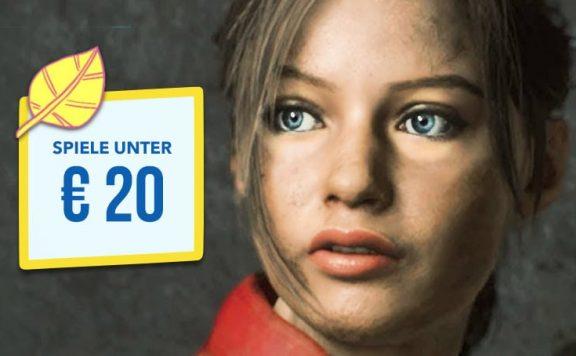 PS Store unter 20 Frühlngsangebote