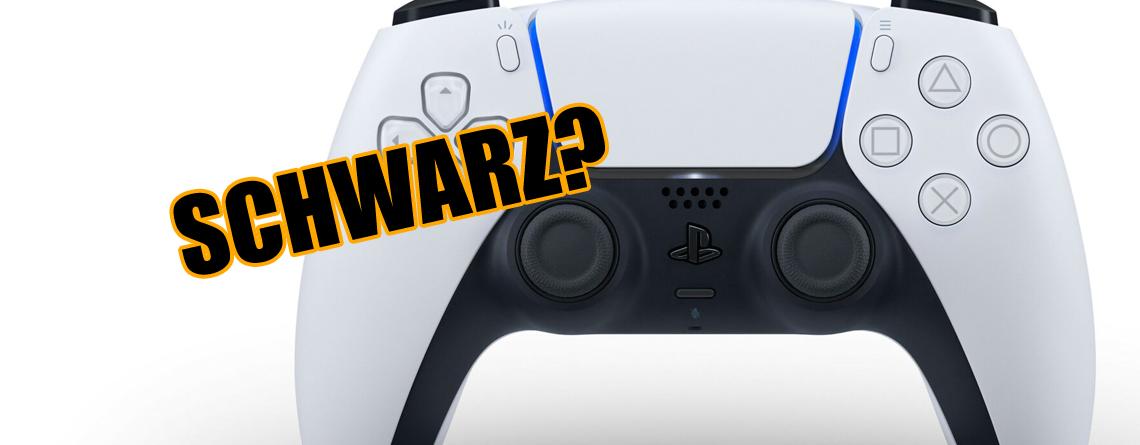Wie sähe der neue PS5-Controller in Schwarz aus? 4 Möglichkeiten