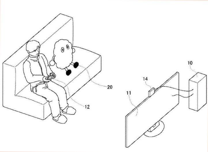 Patent von Sony