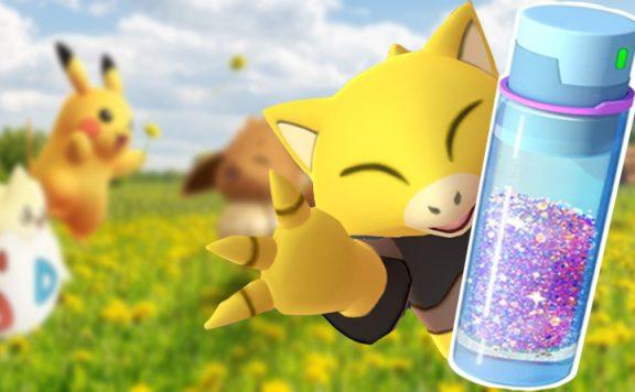 Pokémon GO Abra Titel