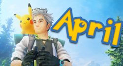Pokémon GO April Titel Willow