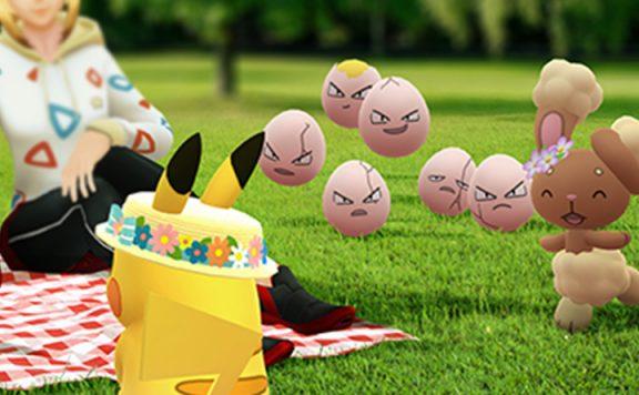 Pokémon GO Frühling 2020 Titel