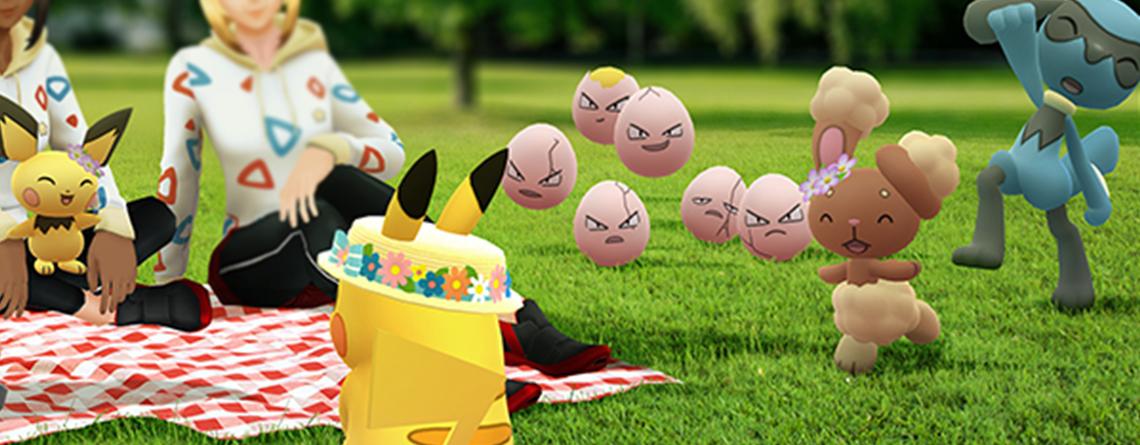 Pokémon GO: Heute startet das große Oster-Event – Das müsst ihr wissen