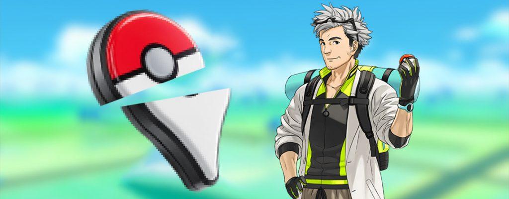 Pokémon GO Plus Titel Kaputt