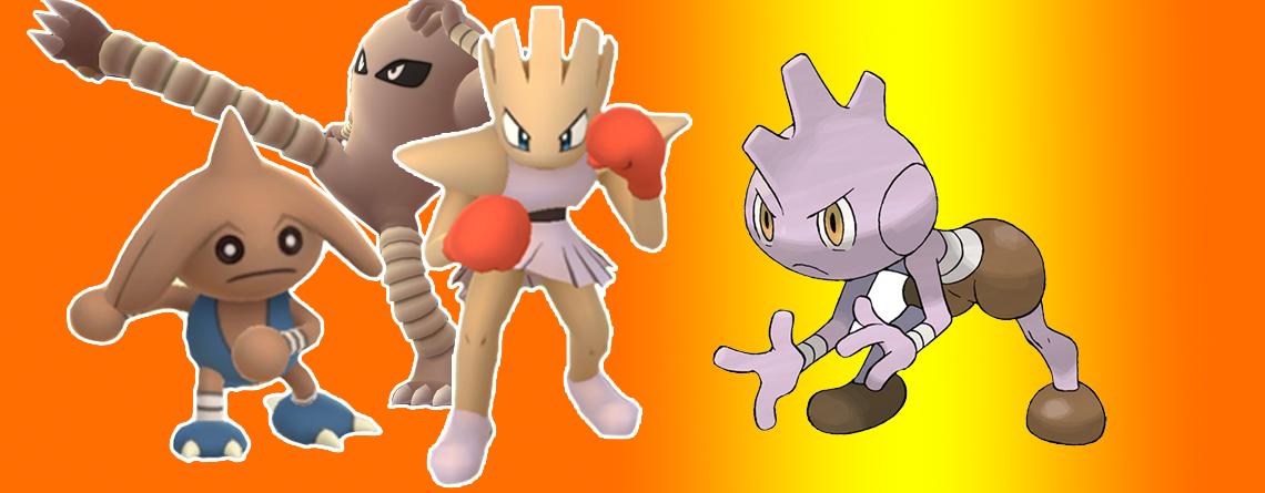 Pokémon GO: Rabauz entwickeln zu Kapoera, Kicklee oder Nockchan – Wie geht das?