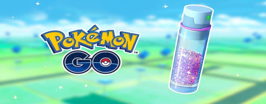 Pokémon GO Sternenstaub Titel neu