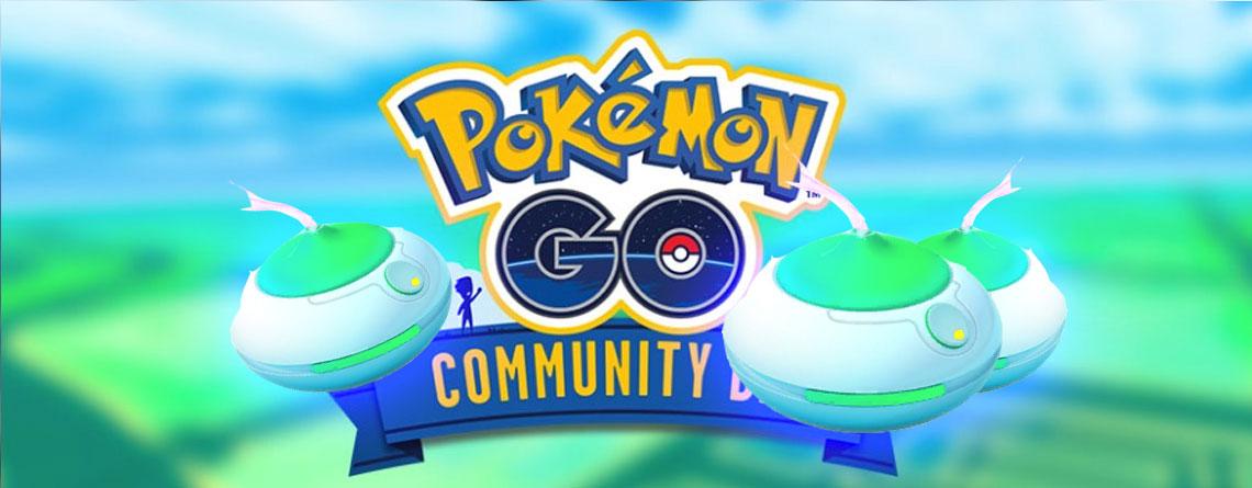 Pokémon GO hat jetzt ein Item-Feature, das perfekt für den Community Day ist