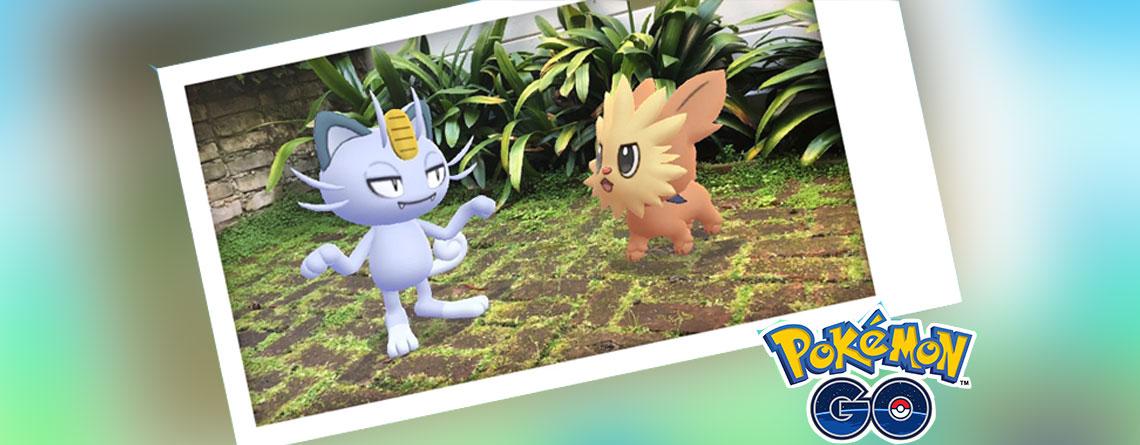 Pokémon GO bringt Kumpel-Event mit neuen Geschenken und starken Boni