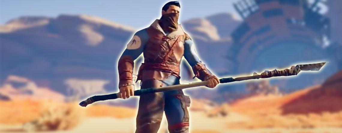 Neues Survival-MMO startet bald auf Steam – Zeigt sein spannendes Kampfsystem