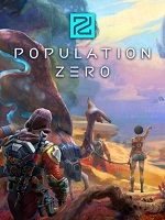 Population Zero Packshot