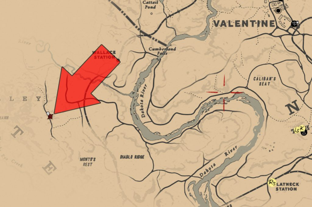 Red Dead Redemption 2 Gorilla Location