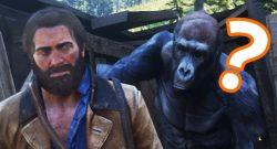 Red Dead Redemption 2 Titel Gorilla 2
