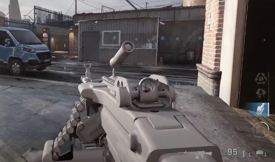 Saw MG Season 3 Leak Call of Duty Modern Warfare