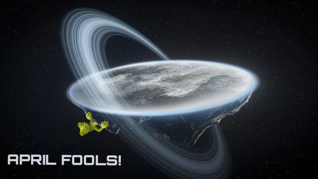 Star Citizen platter Planet