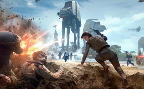Star Wars Battlefront 2 Scarif Aufmacher