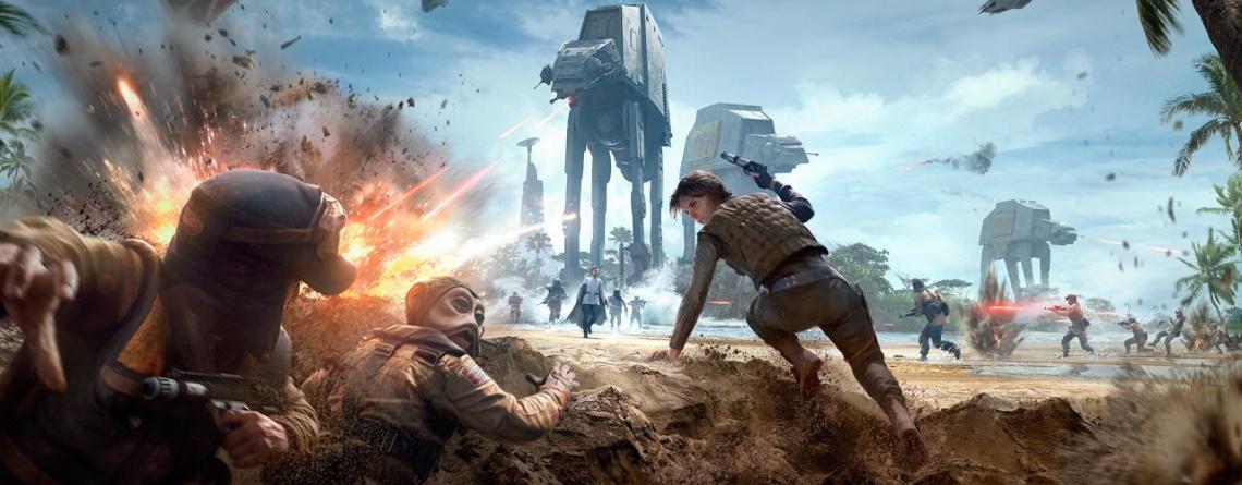 """Update heute ist das letzte für Star Wars Battlefront 2 – DICE sagt: """"Vision komplett"""""""