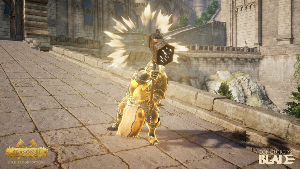 Streithammer Conqueror's Blade S3