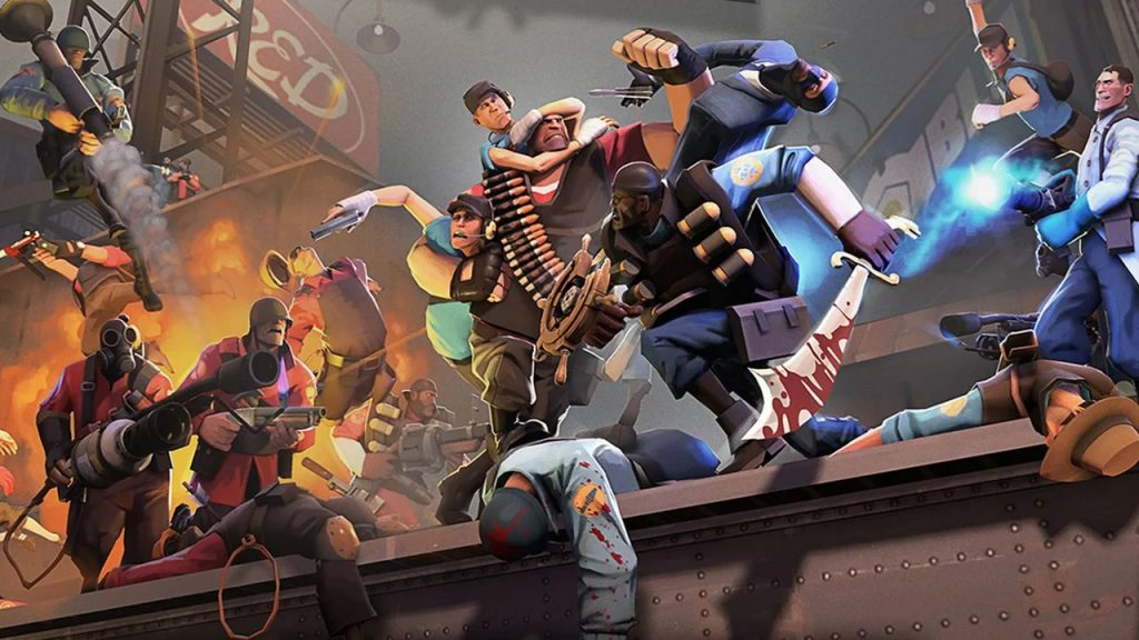 Team Fortress 2 Charaktere