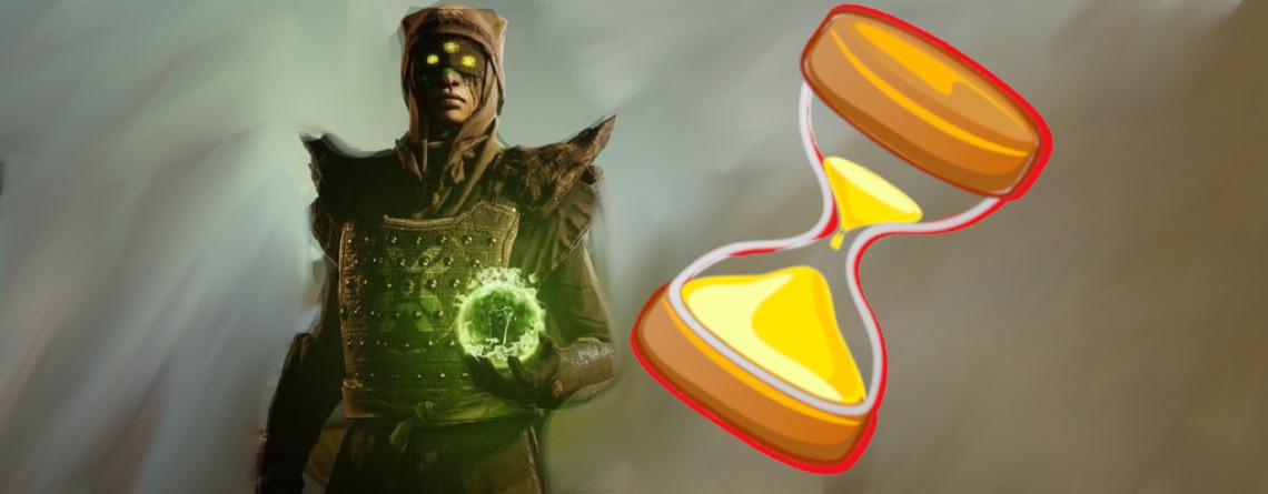 Destiny 2 hat jetzt eine Weltuntergangs-Uhr – Geht's aufs Ende zu?