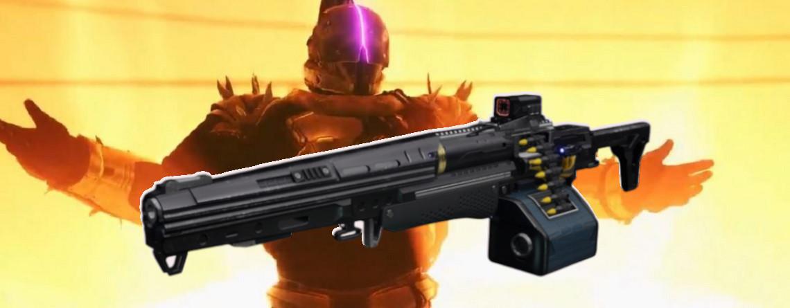 Destiny 2: Warum ihr euch eine der stärksten Waffen der S10 unbedingt holen solltet